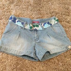 Brand New- denim shorts